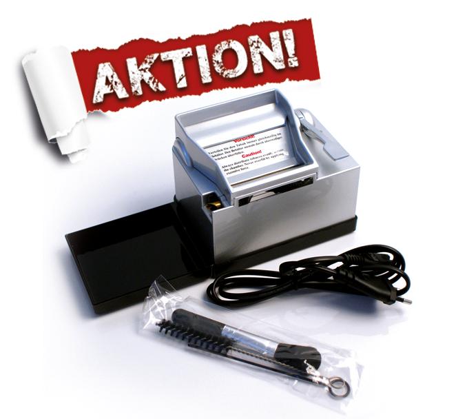 elektrische stopfmaschine vollautomatisch