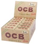 BOX OCB Organic Hemp Rolls 24 Stück