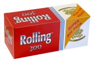 300 Stück Rolling Zigarettenhülsen - Maxipackung