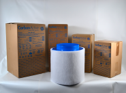 Carbon Active Aktivkohlefilter 200 / 500 m³/h