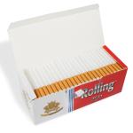 250 Stück Rolling Zigarettenhülsen