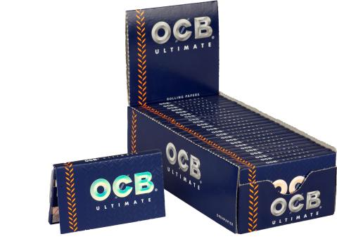 BOX OCB ULTIMATE single wide 25 Stück