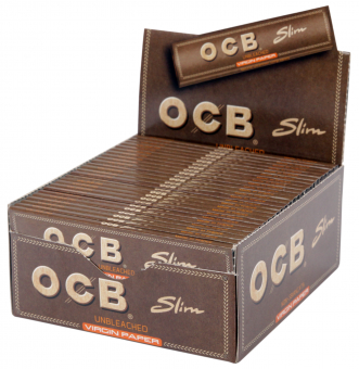 BOX OCB Virgin KS slim 50 Stück