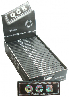 BOX OCB Premium 1 1/4 25 Stück