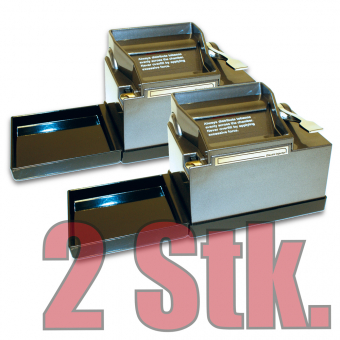 DOPPELPACK - Powermatic 2 PLUS silber