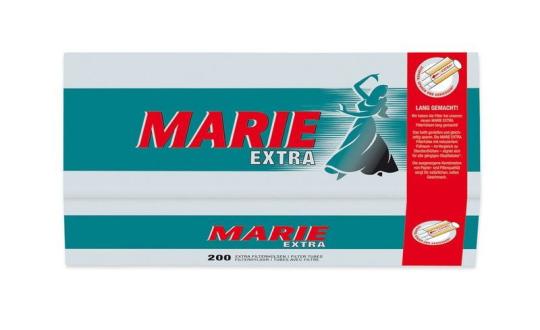 200 Stück MARIE Extra Hülsen
