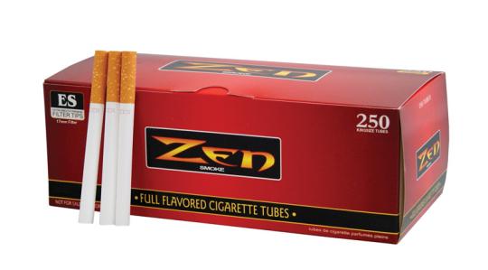 250 St. ZEN Hülsen Full Flavor