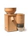 Kombi-Getreidemühle KoMo Duett 100 mit verstellbarem Flockerwerk